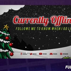 animated screen,preview,christmas 4,overlaytemplate.com