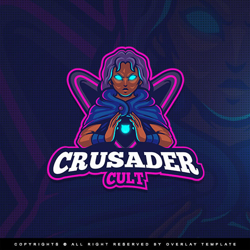 logo,preview,crusadercult,templateoverlay