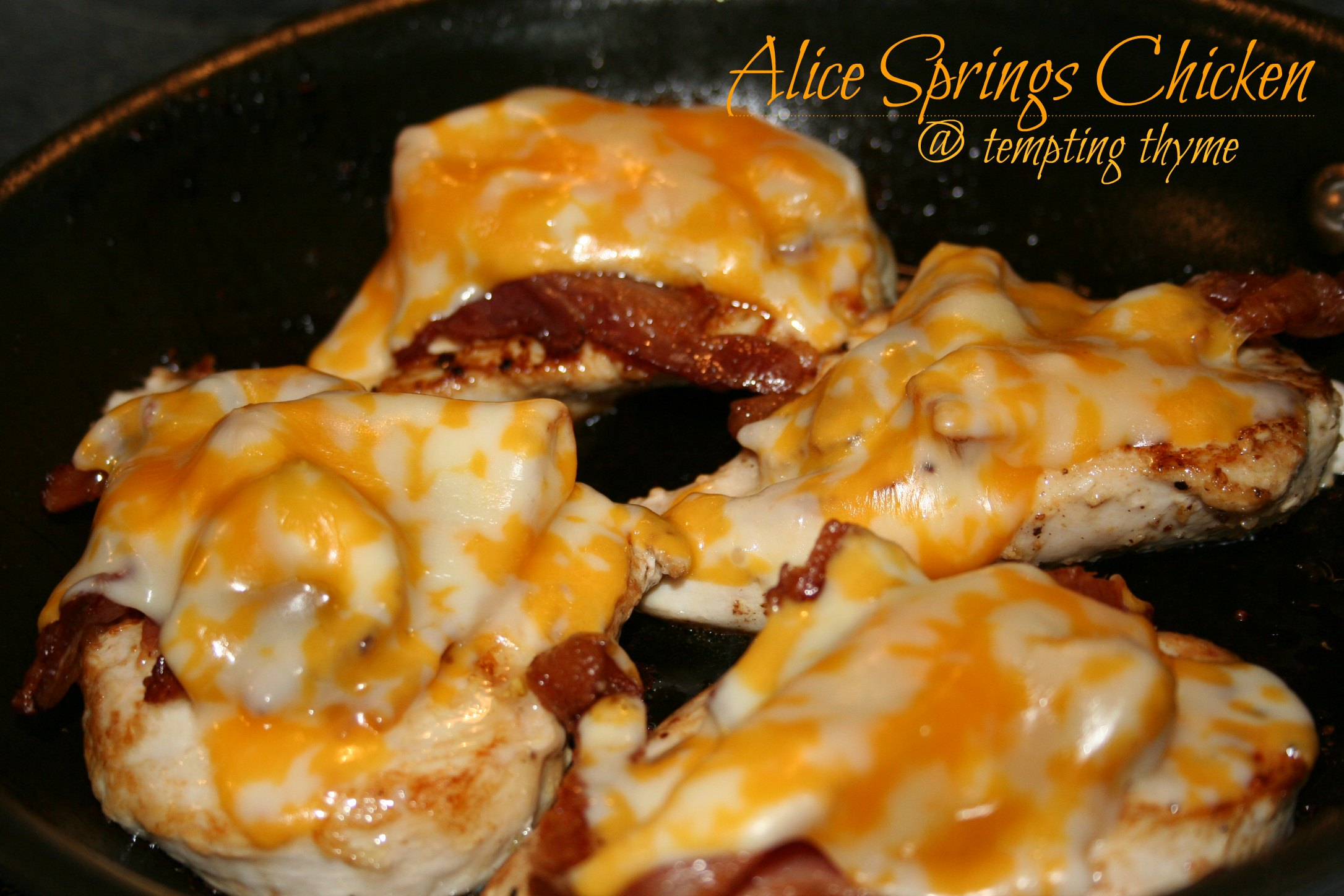 Springs Alice Chicken Outback Recipe