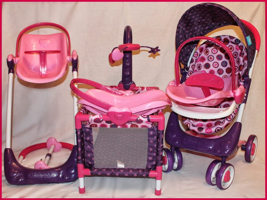 Strollers Toddlers Doll