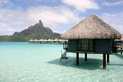 Bora Bora - Ten Random Facts