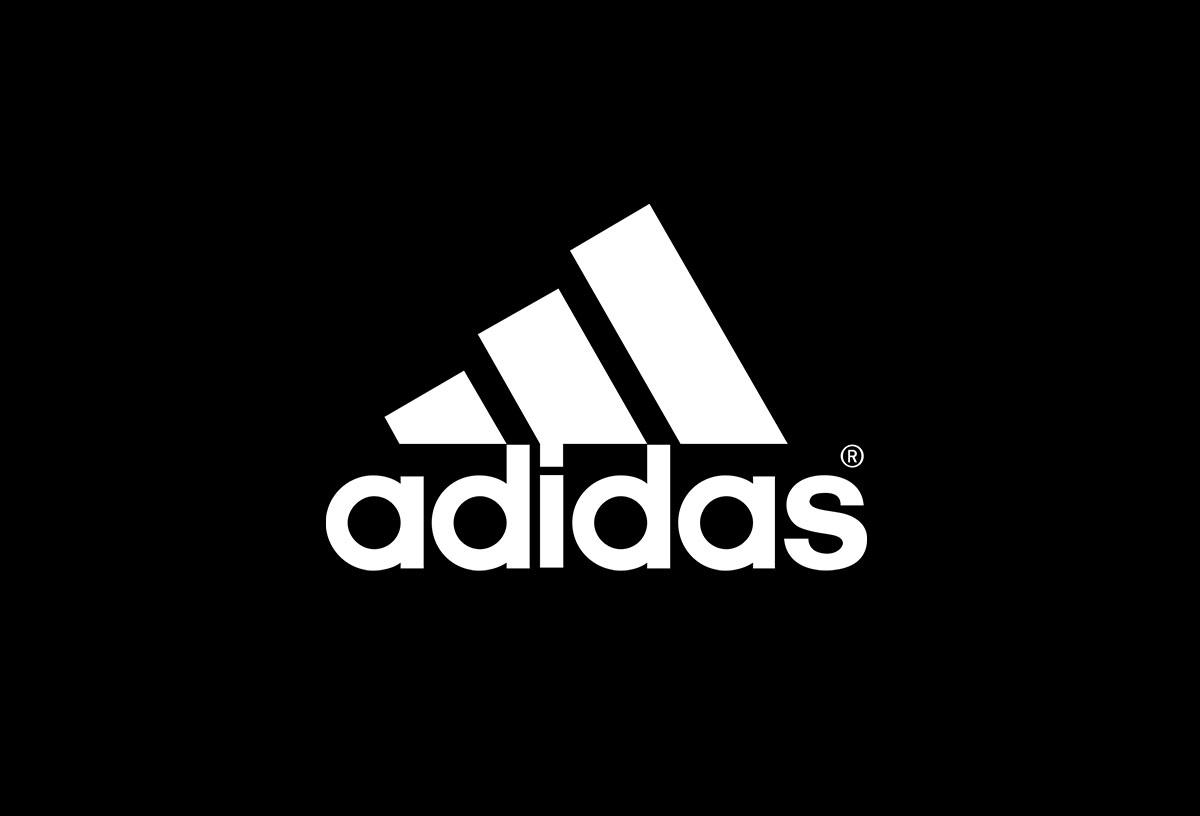 logo adidas logo adidas en blanco en QChdstr
