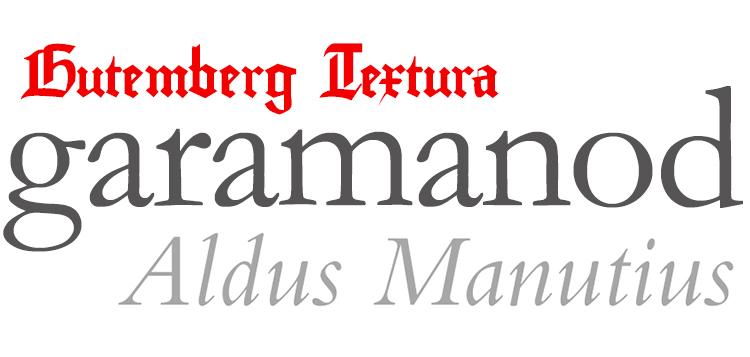 Historia de la tipografía (4). La aparición de la imprenta. El ...