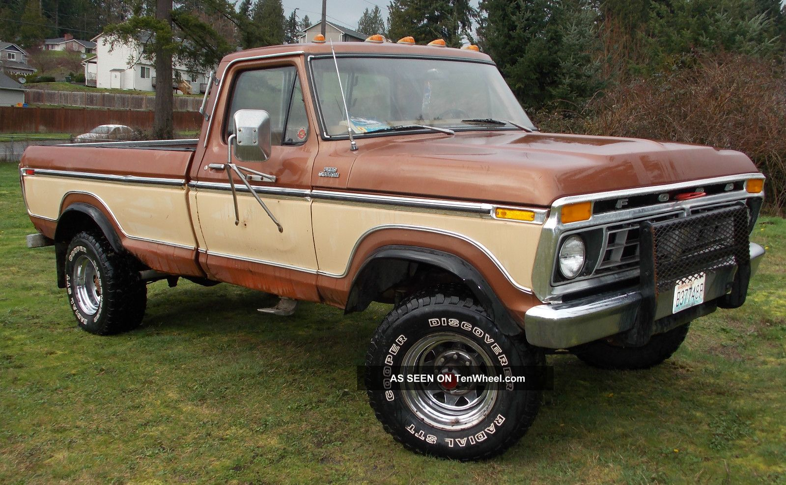 1964 Ford F 250 Highboy 4x4