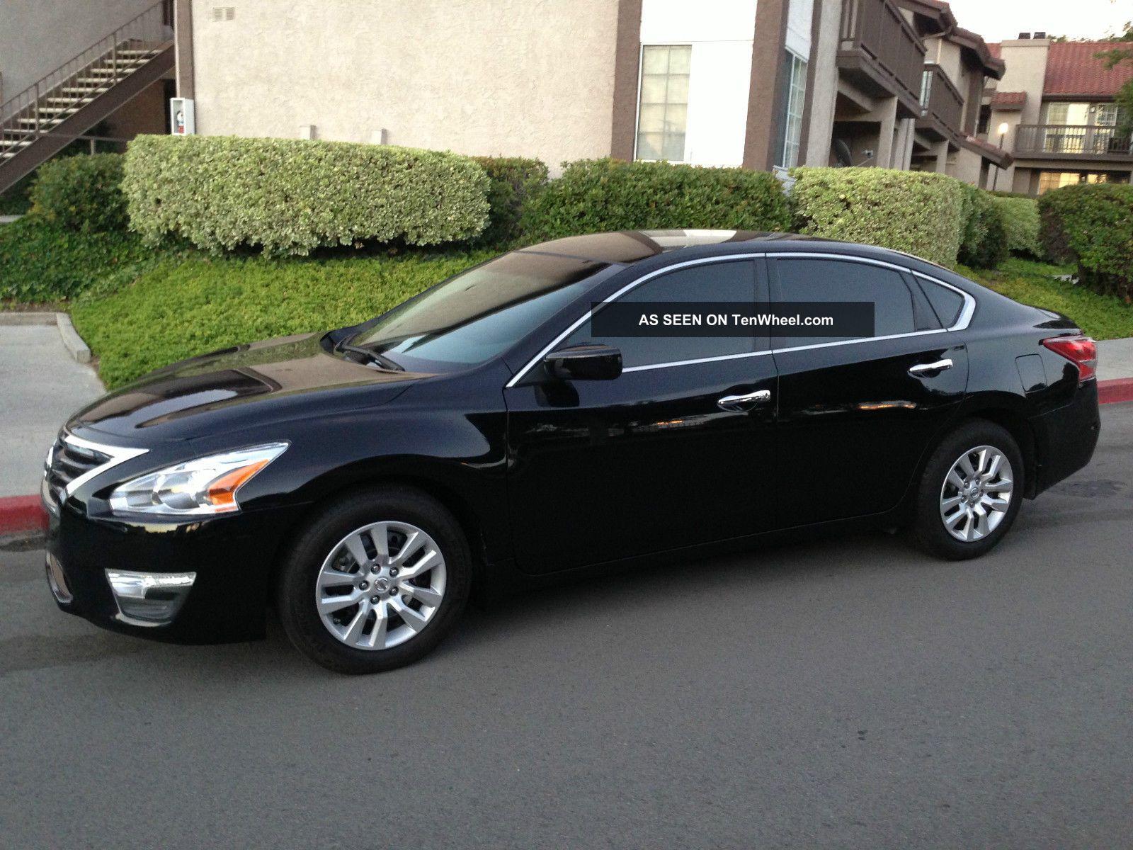2013 Hyundai Sonata Limited Black