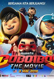 Nonton Film BoBoiBoy: The Movie (2016) Subtitle Indonesia Streaming Movie Download