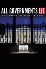 Nonton Film All Governments Lie: Truth, Deception, and the Spirit of I.F. Stone (2016) Subtitle Indonesia Streaming Movie Download