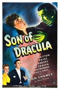 Nonton Film Son of Dracula (1943) Subtitle Indonesia Streaming Movie Download