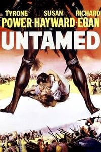 Nonton Film Untamed (1955) Subtitle Indonesia Streaming Movie Download