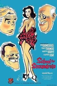 Nonton Film School for Scoundrels (1960) Subtitle Indonesia Streaming Movie Download