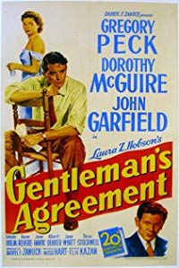 Nonton Film Gentleman's Agreement (1947) Subtitle Indonesia Streaming Movie Download
