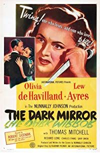 Nonton Film The Dark Mirror (1946) Subtitle Indonesia Streaming Movie Download