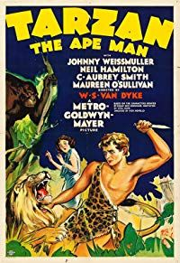 Nonton Film Tarzan the Ape Man (1932) Subtitle Indonesia Streaming Movie Download