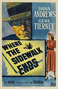 Nonton Film Where the Sidewalk Ends (1950) Subtitle Indonesia Streaming Movie Download
