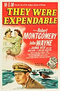 Nonton Film They Were Expendable (1945) Subtitle Indonesia Streaming Movie Download