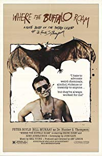 Nonton Film Where the Buffalo Roam (1980) Subtitle Indonesia Streaming Movie Download