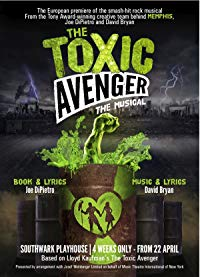Nonton Film The Toxic Avenger: The Musical (2018) Subtitle Indonesia Streaming Movie Download