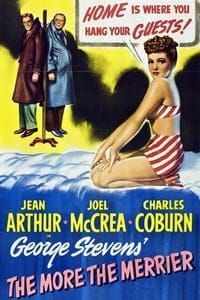 Nonton Film The More the Merrier (1943) Subtitle Indonesia Streaming Movie Download