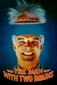 Nonton Film The Man with Two Brains (1983) Subtitle Indonesia Streaming Movie Download