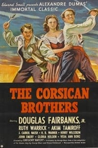 Nonton Film The Corsican Brothers (1941) Subtitle Indonesia Streaming Movie Download