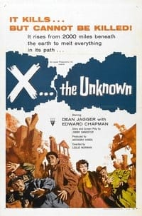Nonton Film X: The Unknown (1956) Subtitle Indonesia Streaming Movie Download