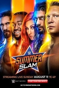 Nonton Film WWE SummerSlam 2019 (2019) Subtitle Indonesia Streaming Movie Download