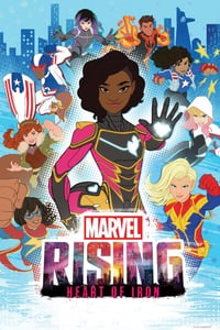 Nonton Film Marvel Rising: Heart of Iron (2019) Subtitle Indonesia Streaming Movie Download