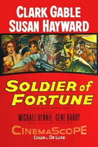 Nonton Film Soldier of Fortune (1955) Subtitle Indonesia Streaming Movie Download