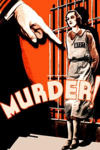 Nonton Film Murder! (1930) Subtitle Indonesia Streaming Movie Download