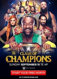 Nonton Film WWE Clash of Champions (2019) Subtitle Indonesia Streaming Movie Download