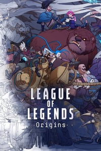 Nonton Film League of Legends: Origins (2019) Subtitle Indonesia Streaming Movie Download
