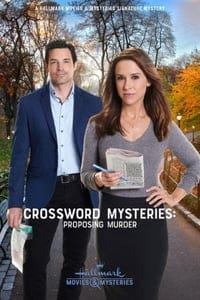 Nonton Film Crossword Mysteries: Proposing Murder (2019) Subtitle Indonesia Streaming Movie Download