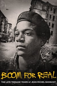 Nonton Film Boom for Real: The Late Teenage Years of Jean-Michel Basquiat (2017) Subtitle Indonesia Streaming Movie Download