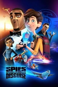Nonton Film Spies in Disguise (2019) Subtitle Indonesia Streaming Movie Download