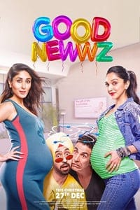 Nonton Film Good Newwz (2019) Subtitle Indonesia Streaming Movie Download