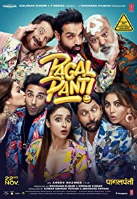 Nonton Film Pagalpanti (2019) Subtitle Indonesia Streaming Movie Download