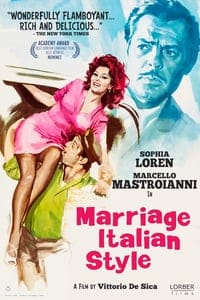 Nonton Film Marriage Italian Style (1964) Subtitle Indonesia Streaming Movie Download