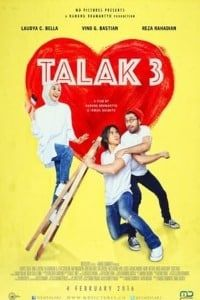 Nonton Film Talak 3 (2016) Subtitle Indonesia Streaming Movie Download