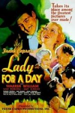 Nonton Film Lady for a Day (1933) Subtitle Indonesia Streaming Movie Download
