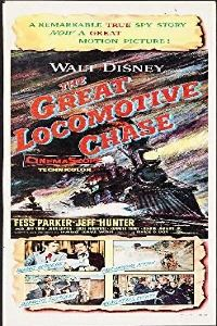 Nonton Film The Great Locomotive Chase (1956) Subtitle Indonesia Streaming Movie Download