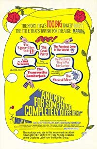 Nonton Film And Now for Something Completely Different (1971) Subtitle Indonesia Streaming Movie Download