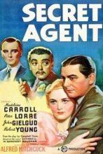 Nonton Film Secret Agent (1936) Subtitle Indonesia Streaming Movie Download