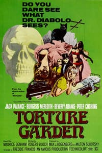Nonton Film Torture Garden (1967) Subtitle Indonesia Streaming Movie Download
