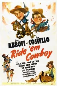 Nonton Film Ride 'Em Cowboy (1942) Subtitle Indonesia Streaming Movie Download