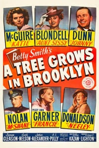 Nonton Film A Tree Grows in Brooklyn (1945) Subtitle Indonesia Streaming Movie Download