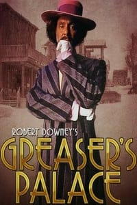 Nonton Film Greaser's Palace (1972) Subtitle Indonesia Streaming Movie Download
