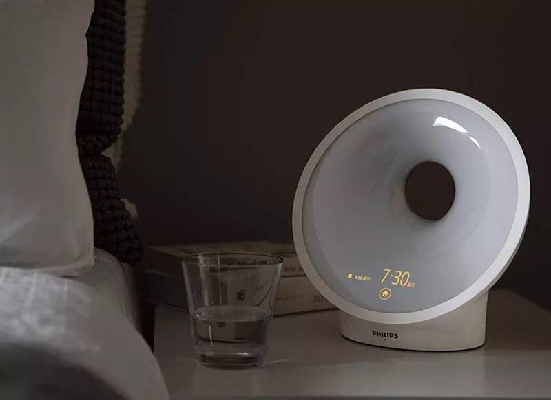 Philips Somneo, HF3651 01 - Simulador de despertar ligero, amanecer y anochecer