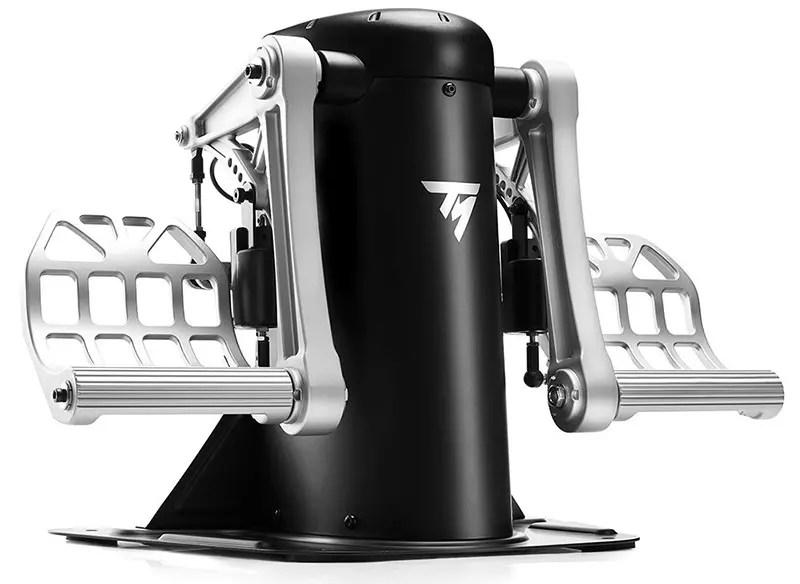 Thrustmaster TPR: levantador experto para simulación de vuelo en PC