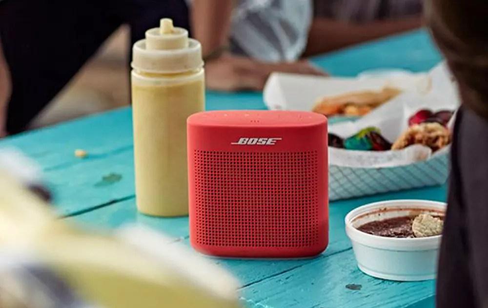 Top 10 des Meilleures Enceintes Bluetooth Étanches - Bose SoundLink Color II Bluetooth
