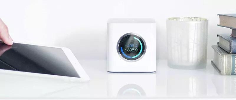 Ubiquiti AmpliFi Home Wi-Fi Sistema AFI-HD - Enrutador inalámbrico